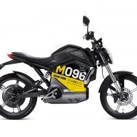 revolt electric motorbike