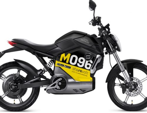 Grab this electric motorbike and go Kazoom!
